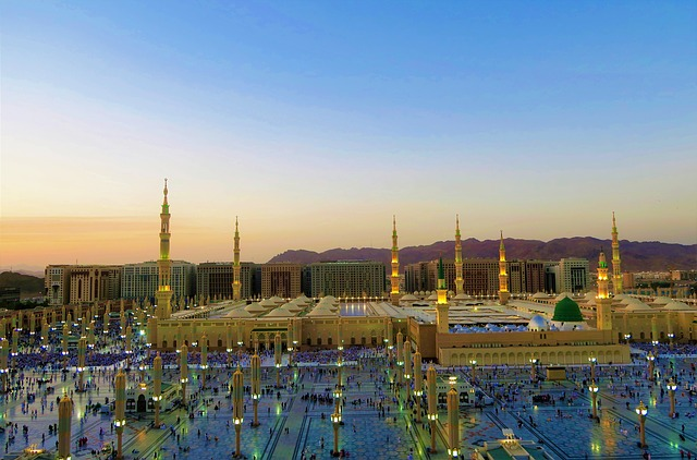 welcome to study Arabic in Madina